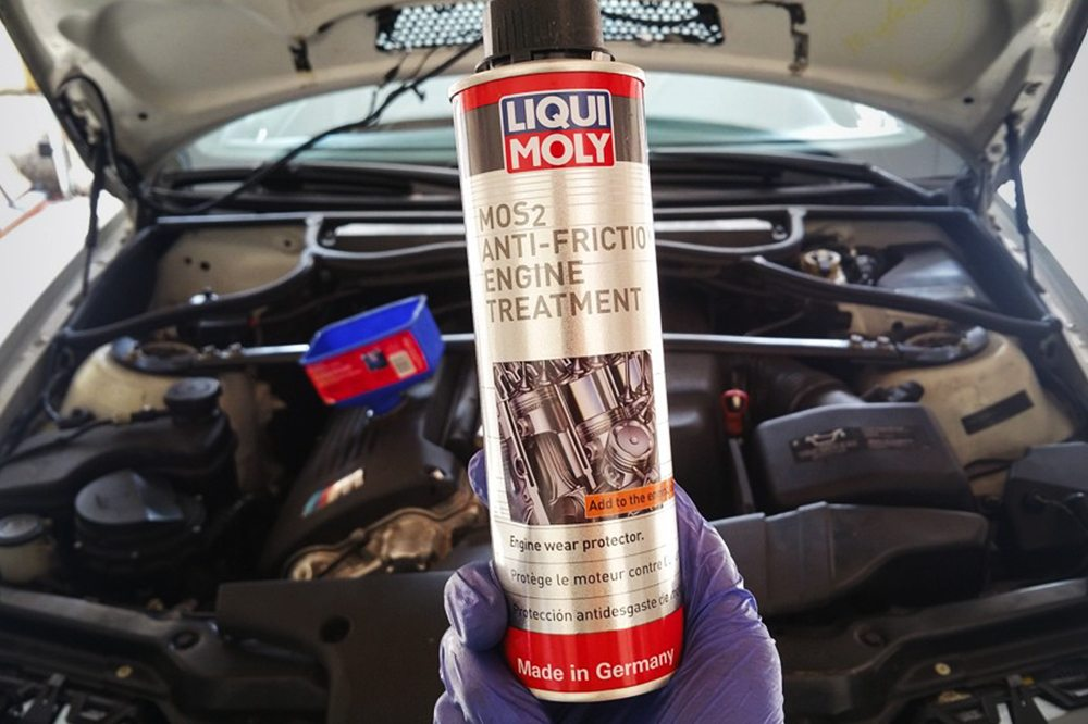 Liqui Moly MoS2 Anti-Friction