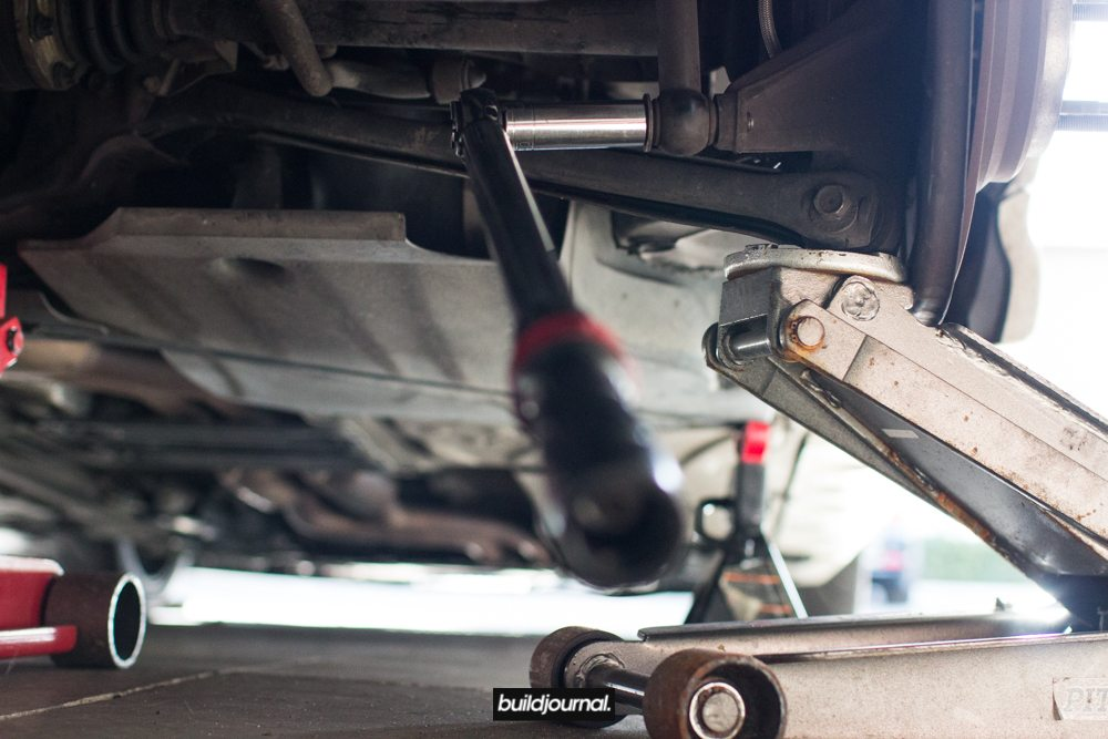 Rear Spring Perch Reinforcement - E46 M3