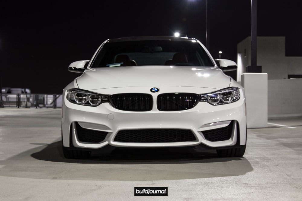 BMW F80 M3 Competition