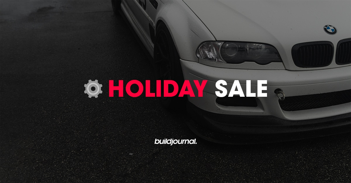 B-Spec Tune Holiday Sale