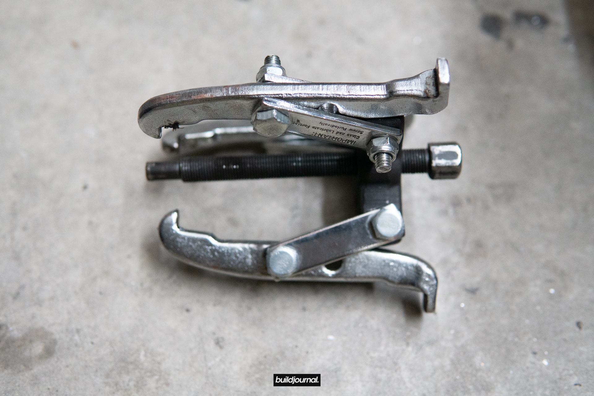 3 Jaw Puller