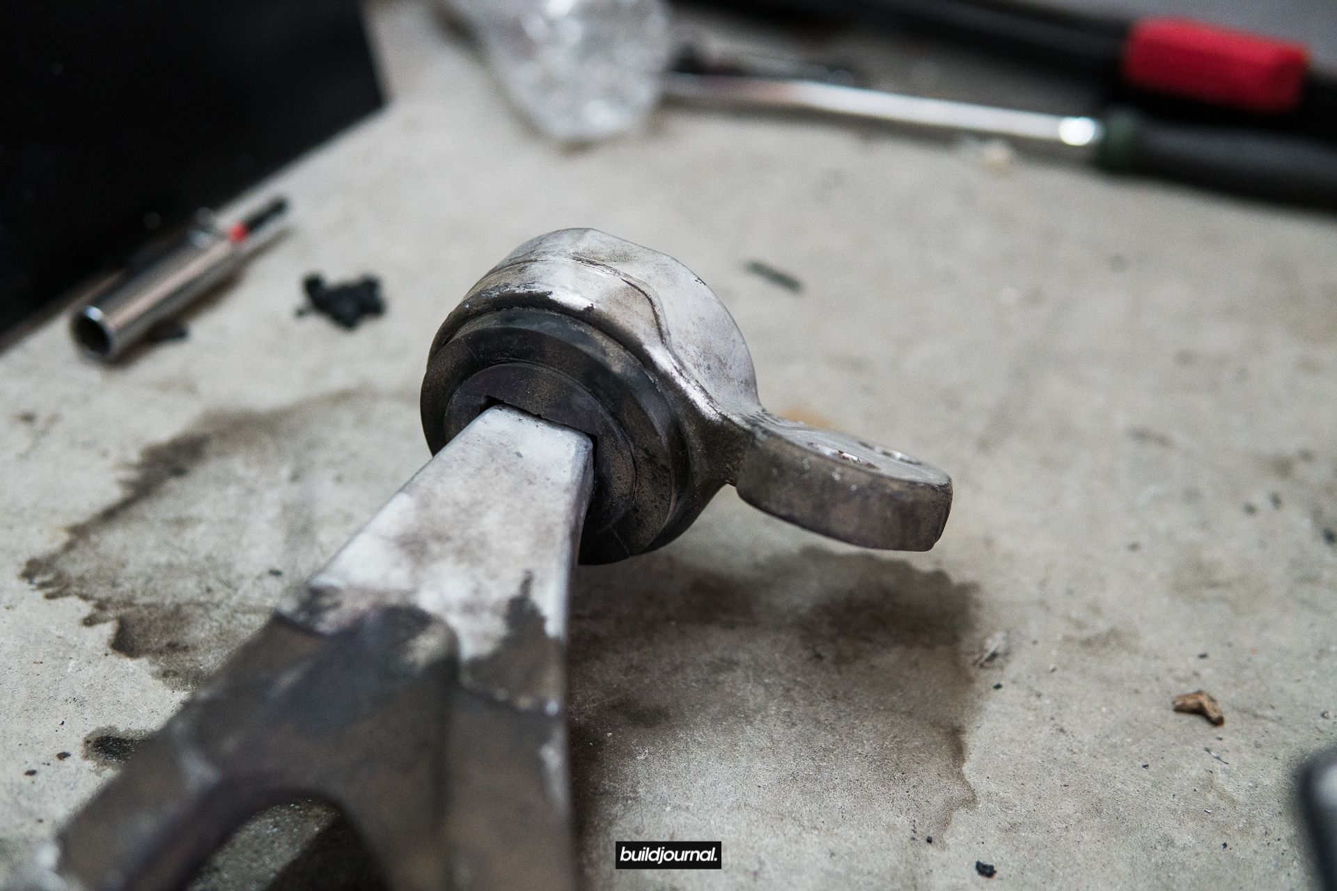 E46 M3 Front Control Arm Bushings (FCAB)