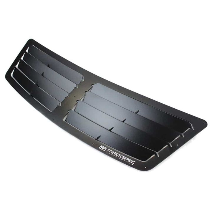 Trackspec BMW E46 M3 Hood Vent Kit