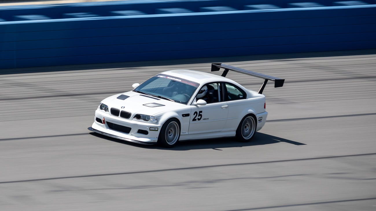 RS Future LM Wing - BMW E36 E46 M3