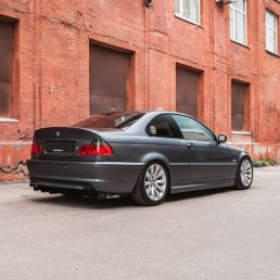 Fancywide E46 Rear Diffuser