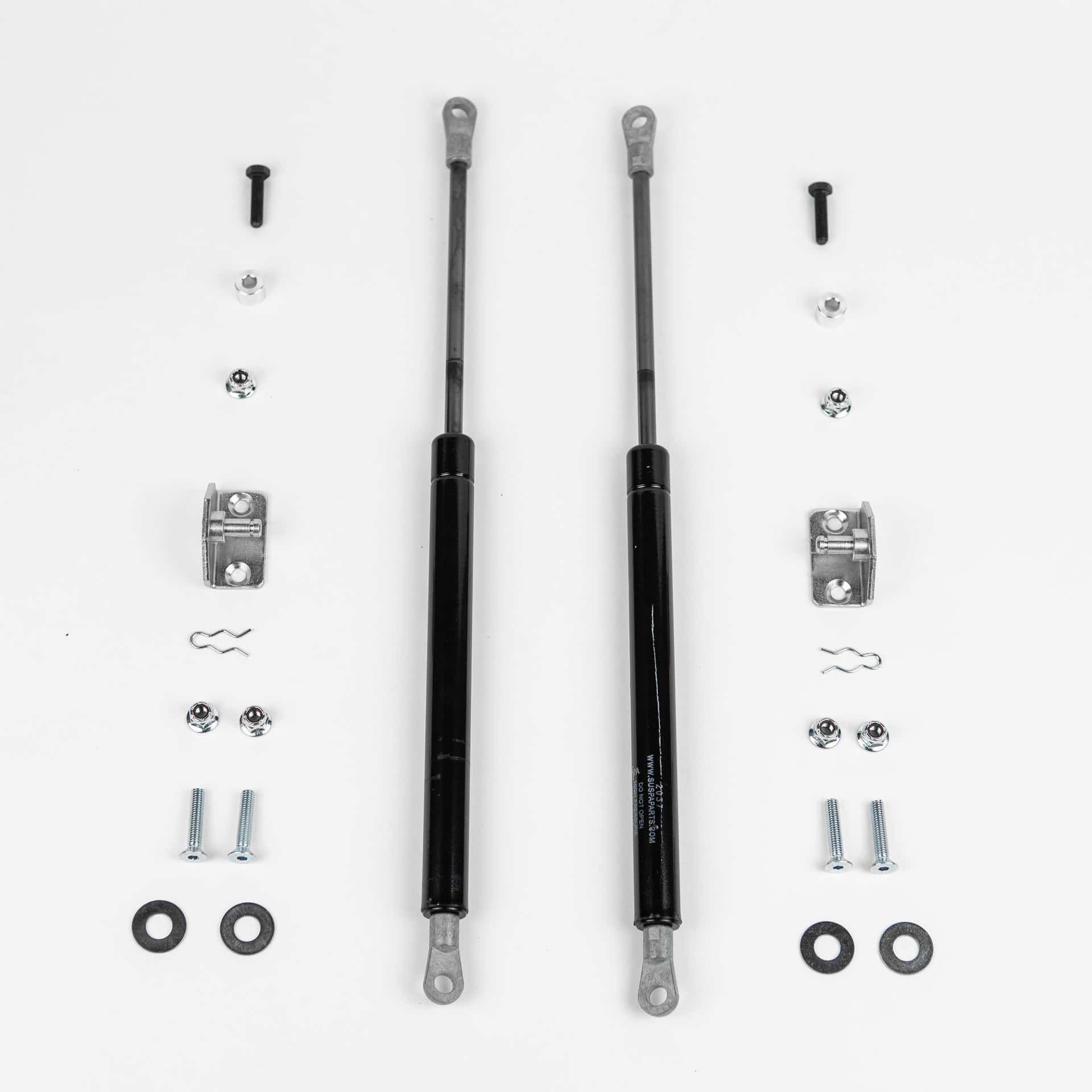 Splitter Rods Shocks Buildjournal